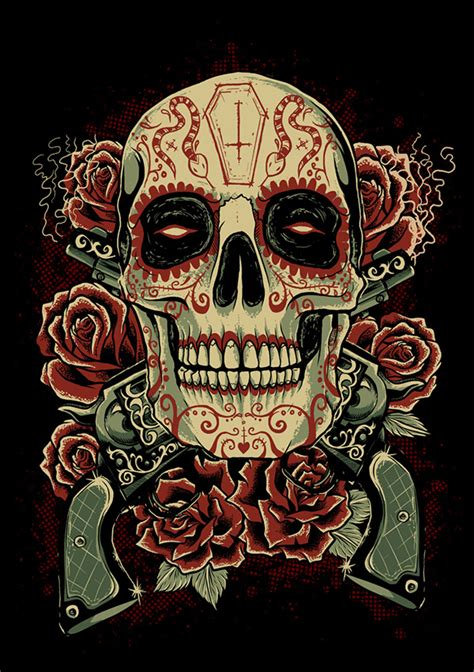 dayofthedead chicano art on pinterest chicano art