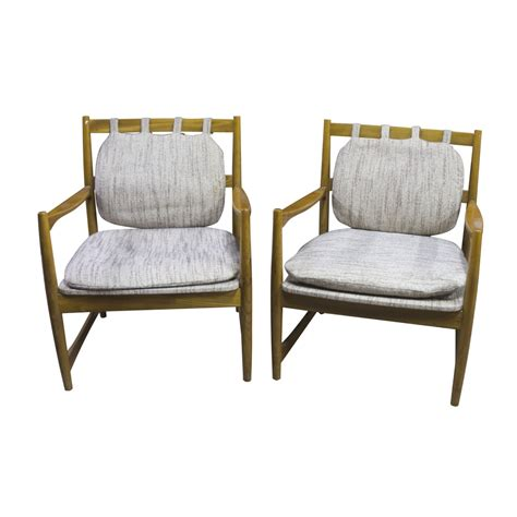 scandinavian style armchairs a pair of scandinavian style armchairs 1970 180 s