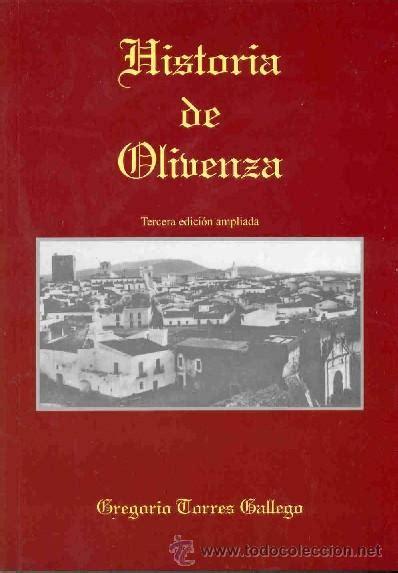 libro extremadura libro titulado historia de olivenza firmado p comprar