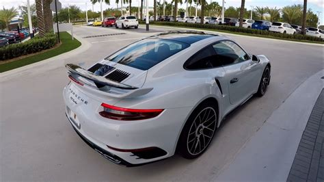 porsche targa 2017 white 2017 porsche exclusive carrara white porsche 911 turbo 540