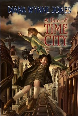 a tale of a books a tale of time city by diana wynne jones reviews