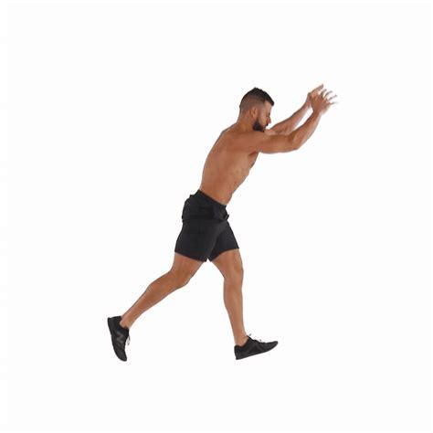 lunge split jumps gif www pixshark images