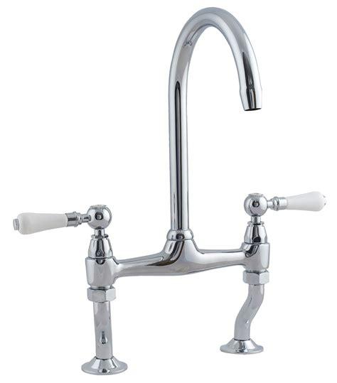 Bridge Taps Kitchen Sinks Astracast Colonial Bridge Kitchen Sink Mixer Tap Chrome Tp0389 Tp0389