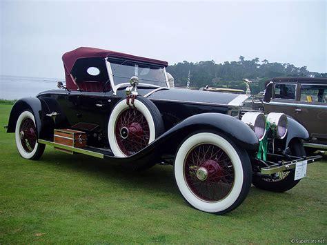 rolls royce roadster 1919 1926 rolls royce springfield silver ghost rolls