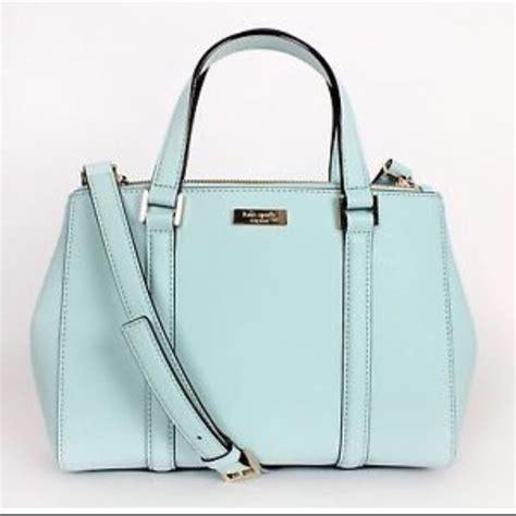 Kate Spade Handbags Kate Spade Purse Light Blue Poshmark