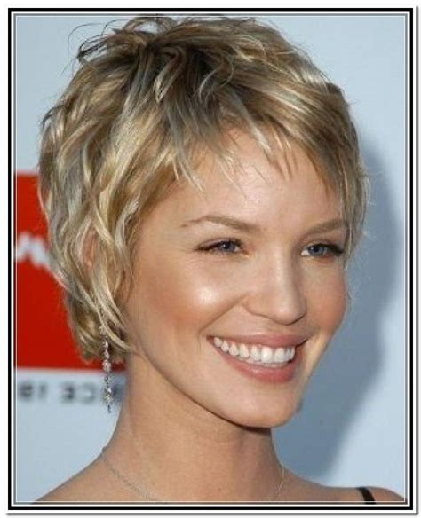 short haircuts for fine hair in 50 women heavyset marvelous short haircuts for women over 50 fine hair style