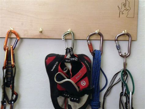 Climbing Rack by Rock Climbing Equipment Rack All