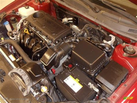 2 4 L Kia Optima Engine 2009 Kia Optima Lx 2 4 Liter Dohc 16 Valve 4 Cylinder