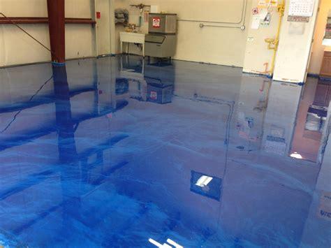 Epoxy Metallic Flooring Systems ? Seal Krete High