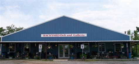 Backyard Deli Galleria Locust Grove Ok 74352 918 386 2880