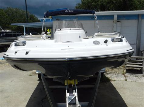 Hurricane Deck Boats For Sale by 2017 New Hurricane Sundeck Sport 211 Obsundeck Sport 211