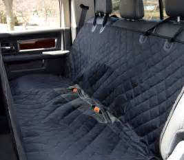 Seat Covers For Pets Pet Bench Seat Cover For Cars Suvs Trucks Guard Protect