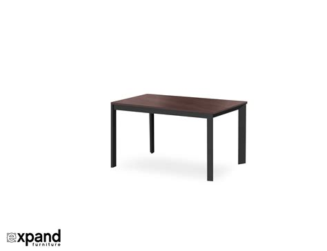 extending table abode convertible extending dining table expand furniture