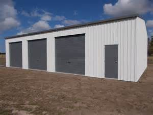 shed projects mchugh steel