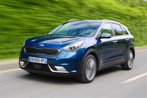 blue review kia niro 2016 review by car magazine
