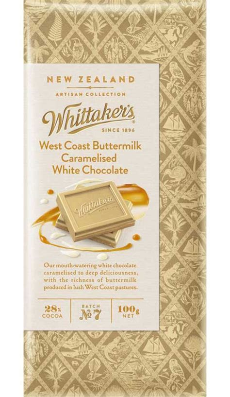 Whittaker's Artisan Collection: West Coast Buttermilk