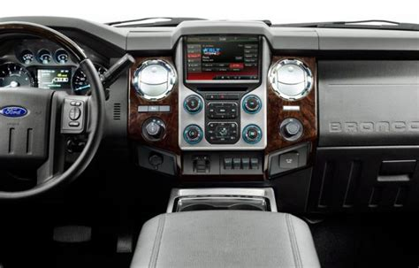 ford bronco 2015 interior 2020 ford bronco review 2019 release date and price