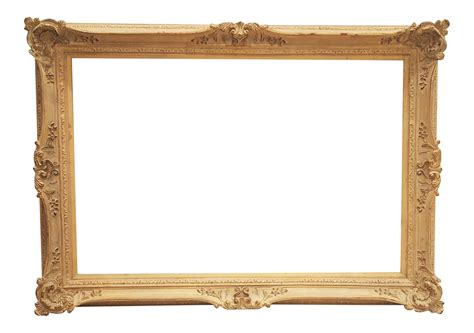 Antique Wood Victorian Frame   Chairish