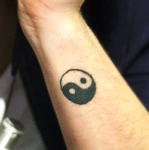 cute yin yang tattoo 2 yin yang forearm tattoo on your fave is problematic