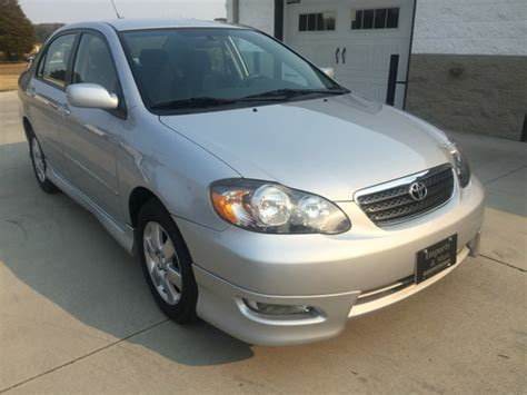 Toyota Corolla S 2008 2008 Toyota Corolla S Imports And More Inc
