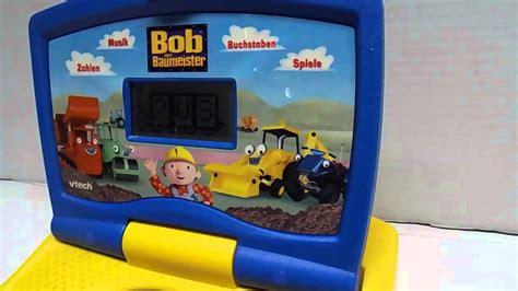Vtech Bob The Builder Laptop bob builder laptop