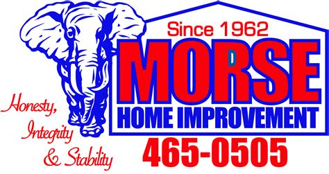 morse home improvement jgl awnings alton il morse