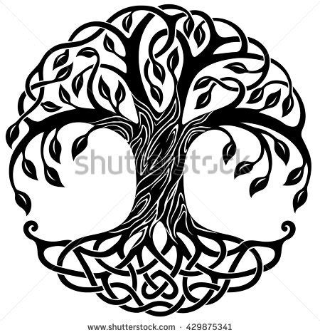 tree of life yoga symbols and of life on pinterest celtic tree of life symbol www pixshark com images