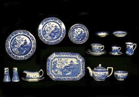 burleigh pattern numbers burleigh ware willow pattern fine decorative arts