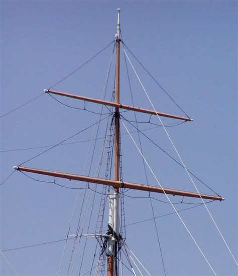 boat mast pictures file balclutha fore topgallant mast jpg wikimedia commons