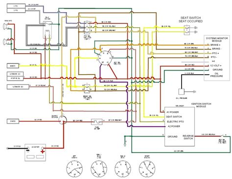 wiring diagram for cub cadet mower wiring wiring diagram