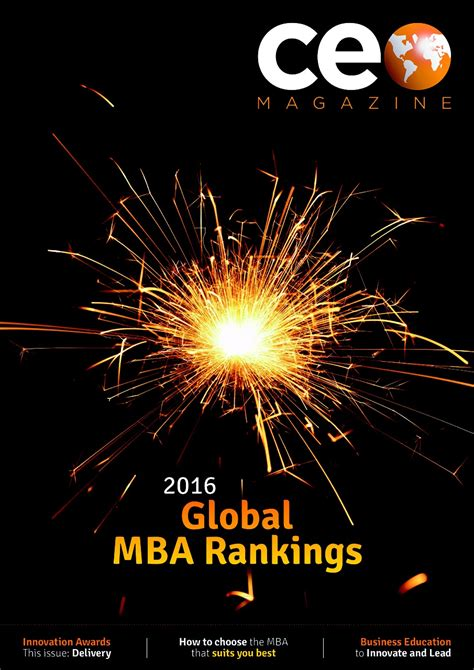 Sustainable Mba Programs Rankings by Ceo Magazine Recognizes Harbert College In Global Mba