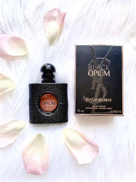 Log In To Win A Yves Laurent Black Patent Tribute Bag by Yves Laurent Black Opium Vs Black Opium Nuit Blanche