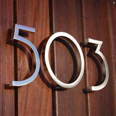 house numbers atlas homewares avalon modern house numbers modern house numbers by atlas homewares