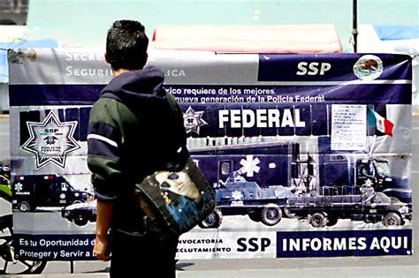 incripcion a la policia federal requisitos 2016 convocatoria policia federal la economia de hoy