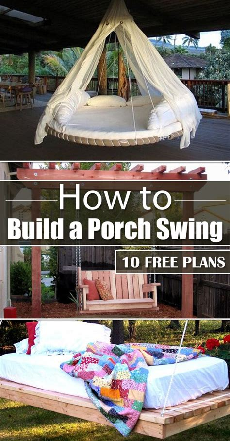build your own porch swing build your own porch swing woodworking projects plans