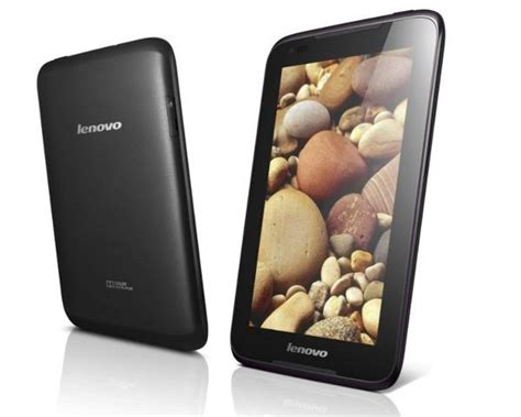 Tablet Lenovo A1000 T lenovo a1000 a3000 s6000 tablets specifications and features