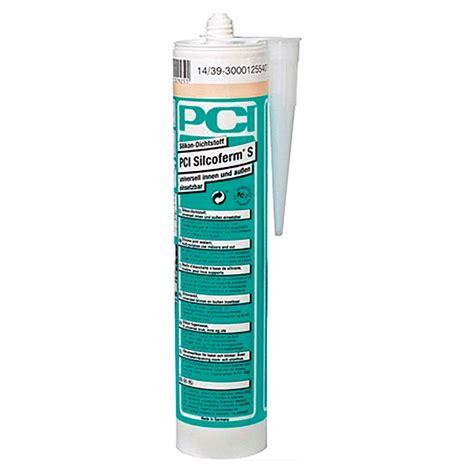 acryl silikon aussenbereich pci silikon silcoferm s wei 223 310 ml bauhaus