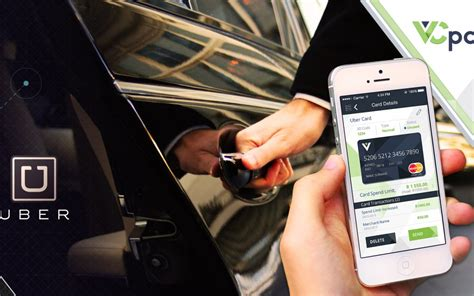 How To Use Uber Gift Card - how to use uber with your vcpay card vcpay