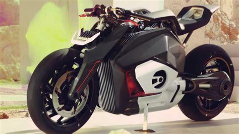 bmwnin elektrikli roadster motosiklet konsepti vision dc
