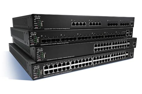Switch Cisco cisco sg350xg 48t 48 port 10gbase t stackable managed switch cisco