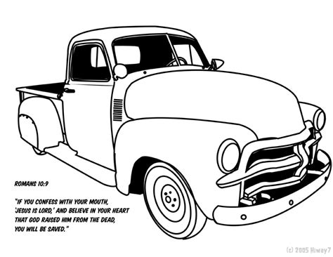 1000 Images About Vintage Coloring Pages On Pinterest | 1000 images about vintage truck patterns on pinterest