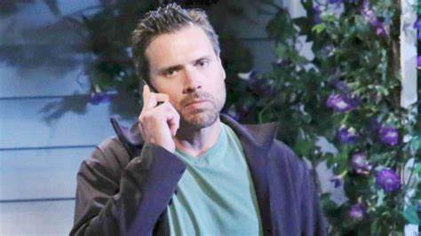nick on young and restless young and the restless spoilers nick threatens to tell