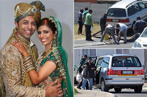 Wedding Killed In South Africa by Taxi In Which Anni Dewani Was Murdered Is Back Picking Up