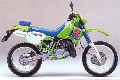 1989 1994 kawasaki kdx 200 service repair workshop manual download kawasaki kdx 200 1989 1994 service repair manual download