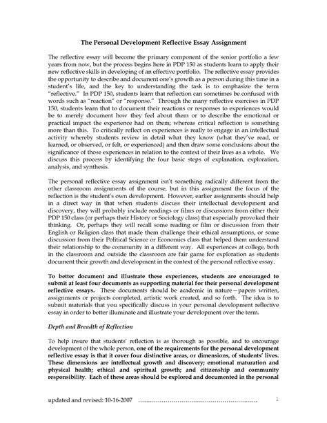 Initial Reflective Essay by Essays With Thesis Statements Topics For Compare And Contrast Essays Microsoft Word Thesis