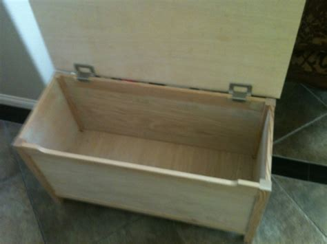 toy chest woodworking talk woodworkers forum