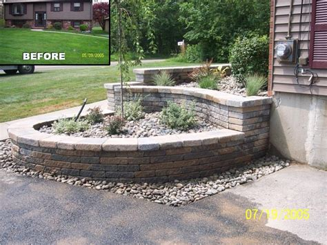 Decorative Retaining Walls retainer wall and decorative wall photo gallery