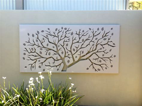 Mirror Murals Walls wall art ideas design combination simple laser cut metal