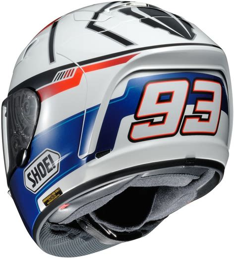 shoei motocross helmets closeout 839 99 shoei x twelve x12 x 12 motegi marquez replica 197576