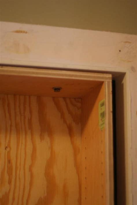 Build Closet Doors How To Build Your Own Door Bookcase Trusper